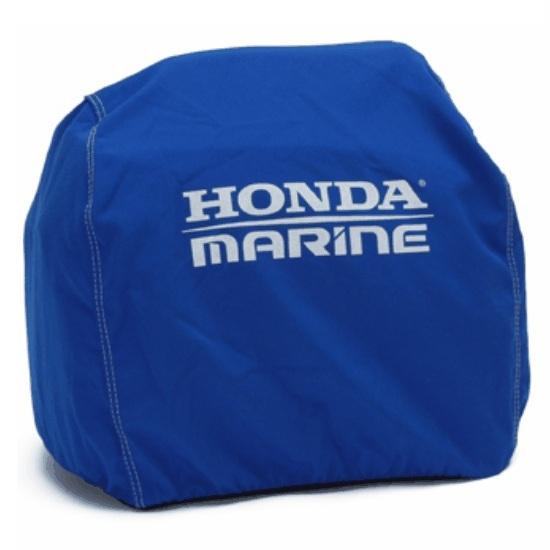 Чехол для генератора Honda EU10i Honda Marine синий в Гаврилов Посаде