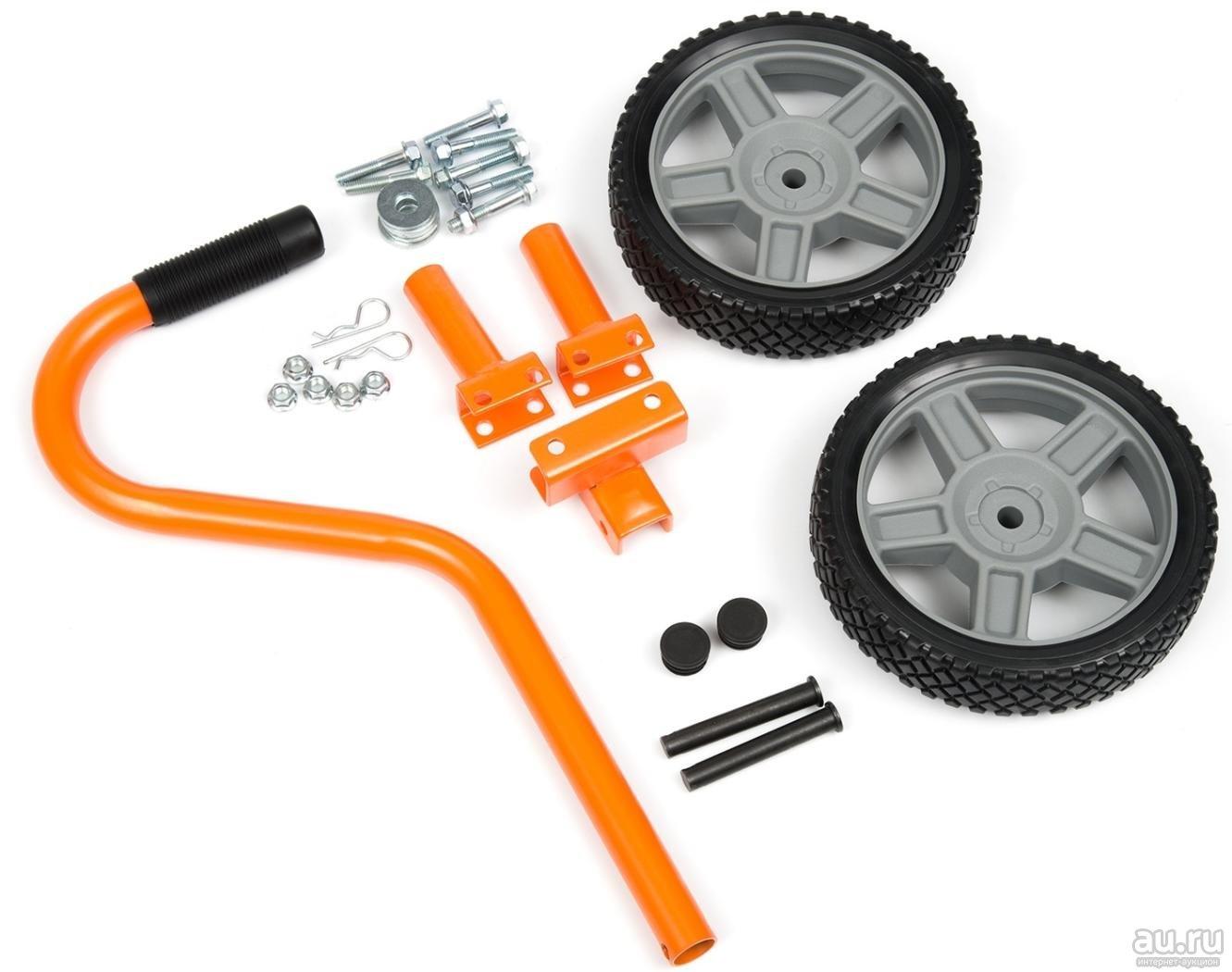 Комплект колес для генераторов ECT 7000 в Гаврилов Посаде